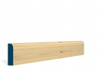 19 x 69mm Pre-Varnished Redwood Pine Bullnose Architrave & Skirting (5x2.25m)