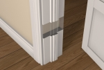 Pre-Primed / Pre-Painted Wood Door LINER (inc Ogee Door Stop)