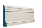 31 x 194mm PRE-PAINTED Wood Pallas Skirting - IVORY (4x2.4m)
