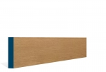 19 x 94mm Pre-Varnished Solid White Oak Square Edge Architrave or Skirting (5x2.4m)